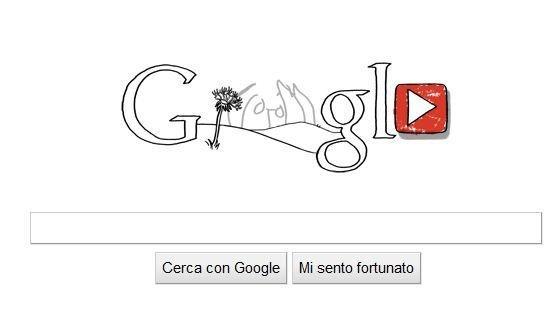 Google trasforma il logo in un video per John Lennon
