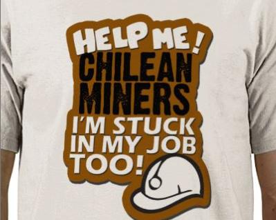 Come il dramma dei minatori cileni li renderà ricchi e famosi [PRODUCT PLACEMENT][PERSONAL BRANDING]
