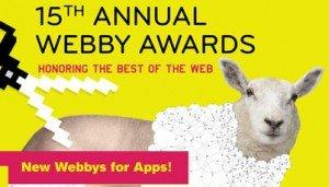 Aperte le iscrizioni: parte la XV edizione dei Webby Awards!