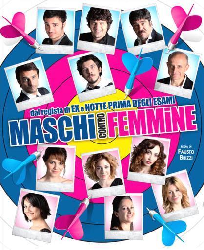 """Aspettando lo IAB FORUM: campagna Viral per """"Maschi contro Femmine"""""""