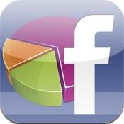 icona della app Facebook Stats