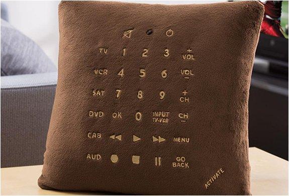 Occhio al cuscino, ti cambia canale! [GADGET]