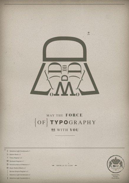I Shot the Serif: visibilità globale con la tipografia creativa di H-57 [CASE STUDY]