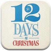 12 giorni di regali su iTunes per iPhone, iPod touch e iPad nell_iTunes App Store