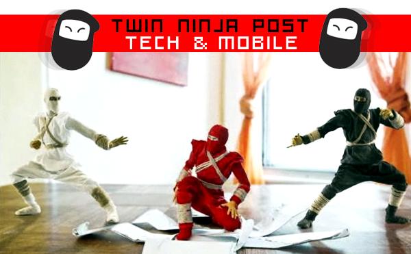 Ancora Unboxing per Google, ancora Ninja! [TWIN NINJA POST]
