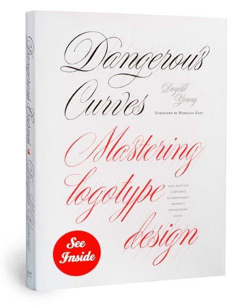 """Le """"curve pericolose"""" di Doyald Young [DESIGN]"""