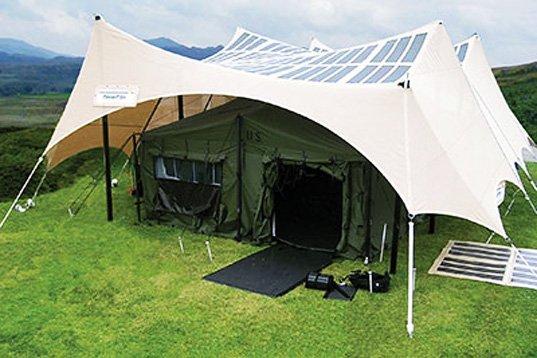 In arrivo le tende ad energia solare [TECH]