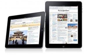 L'iPad rimpiazzerà i giornali! O no? [MOBILE APP]