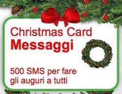 Vodafone regala la Christmas Card Messaggi con un check-in su Foursquare