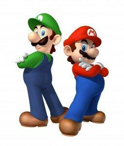 Mario e Luigi, li ricordate così? [BAD VERSION @ LIBERTY CITY]