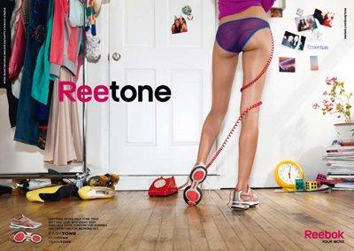 Il fitness fatto coi piedi: ci pensa Reebok al tuo lato B