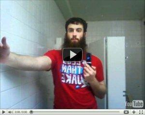 365 giorni senza tagliarsi la barba [VIRAL VIDEO]