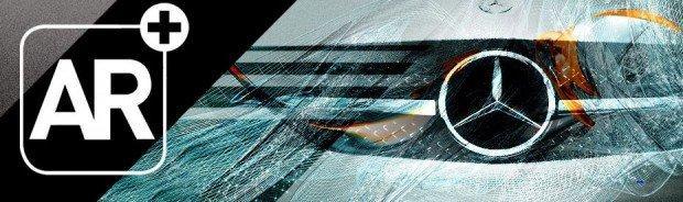 Anche Mercedes entra nel mondo della realtà aumentata