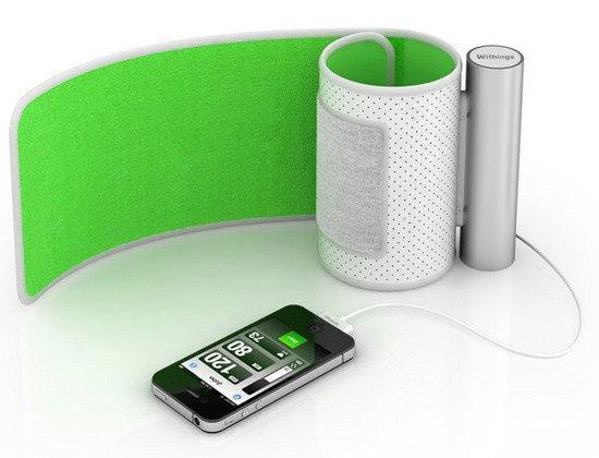 Anche la pressione sanguigna è sotto controllo. Ecco a voi il misuratore per i device Apple!