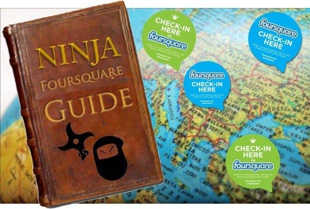 Dai testi sacri dei Ninja: la guida completa su Foursquare