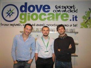 Con Dovegiocare.it fai sport con un click: intervista ad Alessandro Tortorici