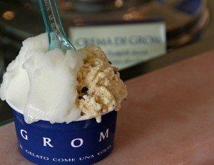 GROM: quando il gelato non è solo il più buono del mondo, ma anche il più bravo.