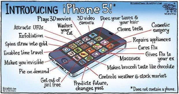 Uno sguardo all'iPhone 5 in arrivo questa estate