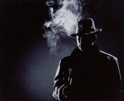 L'ispettore Goole (Google!) from Scotland Yard.