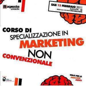 """I Ninja sbarcano in Sicilia! Corso di specializzazione in """"Marketing Non-Convenzionale"""" by Magmedia"""