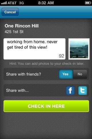 Foursquare si aggiorna con foto e commenti