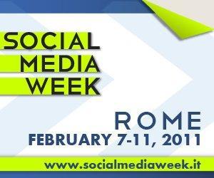 """SOCIAL MEDIA WEEK: il film """"Italiani 2.0"""" e la ricerca """"Mamme 2.0"""", eventi imperdibili [Roma, 8 e 9 febbraio]"""