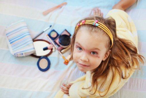 Walmart sta lanciando i cosmetici anti-età per bambine!
