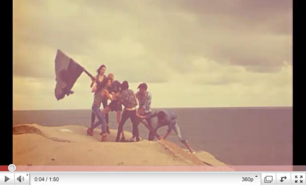 L'inno nazionale di Diesel Island: dedicato agli stupidi coraggiosi [VIDEO]