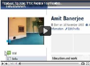 Trasforma la tua immagine del profilo di Facebook in un video con Flip Your Profile