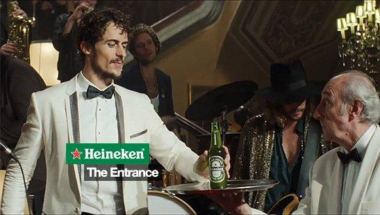 "Heineken ""The Entrance"": inaugurata la nuova strategia di marketing globale"