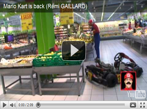 Mario Kart is back – della serie a volte ritornano! [VIRAL VIDEO]