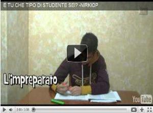 E tu che tipo di studente sei? [VIDEO]