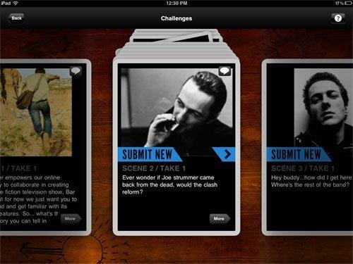 Storymaker per iOS