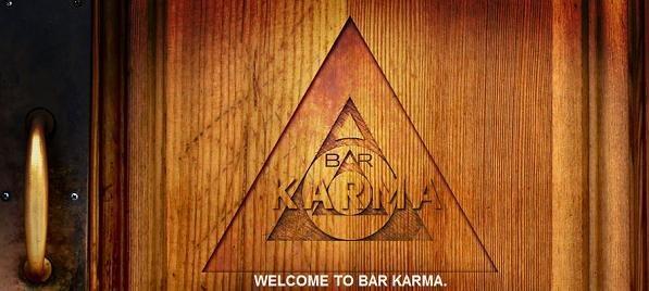 Welcome to Bar Karma