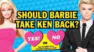 La campagna crossmediale di Mattel: Barbie e Ken si rimetteranno insieme?