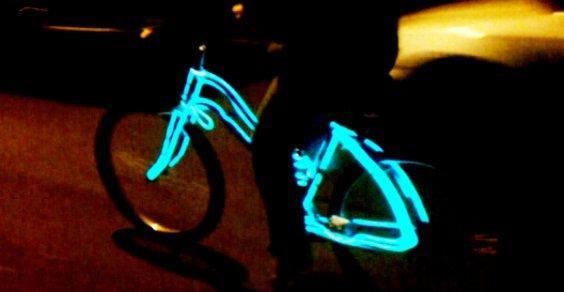 """La bicicletta per """"farsi vedere"""", in tutti i sensi!"""