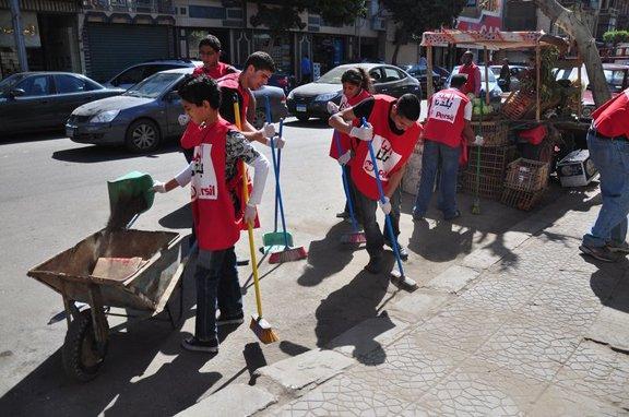 TBWA ed Henkel insieme per ripulire l'Egitto
