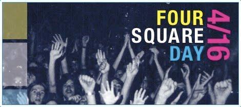 Vota lo slogan per il Foursquare Day!