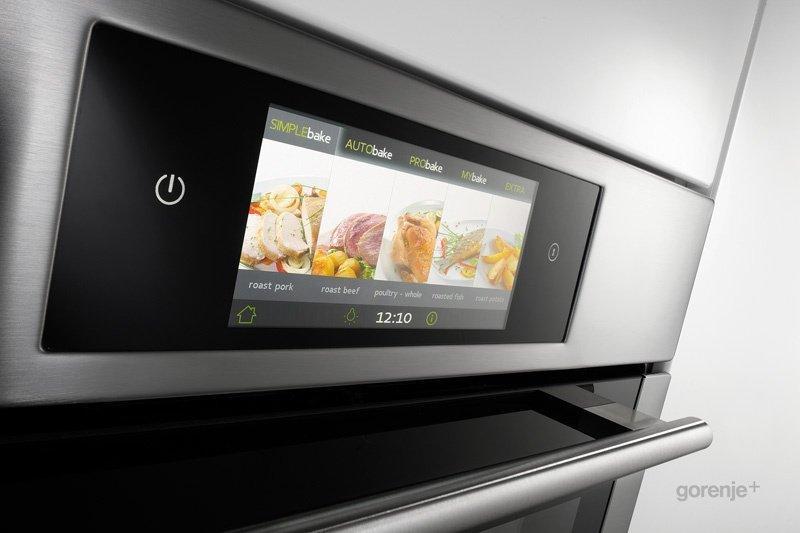iChef+, ecco a voi il forno touchscreen!