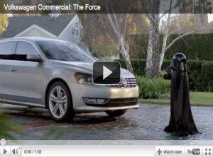 """""""La Forza"""" di Volkswagen è il marketing emozionale [VIRAL VIDEO]"""