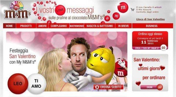 Come personalizzare gli M&M's: consigli per un dolce San Valentino