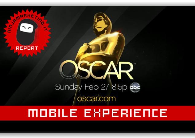 Segui gli Oscar in prima fila con il tuo iPhone e iPad [UPDATE]