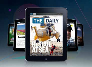 """The Daily Revolution"": tutte le Apps dei quotidiani su iPhone"