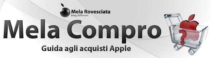 Una guida agli acquisti Apple? Mela Compro!
