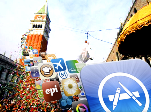 Attenti a… iScherzi! Le migliori Apps di Carnevale per il vostro iPhone