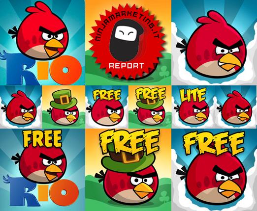 Angry Birds: l'app dalle uova d'oro [CASE STUDY]