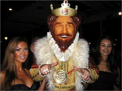 C'eravamo tanto amati: Burger King molla Crispin Porter