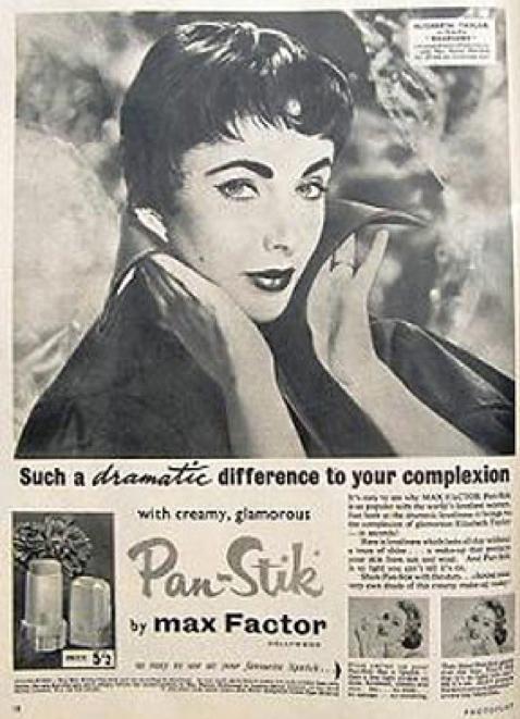 Elizabeth Taylor, icona della pubblicità: le campagne più memorabili