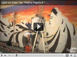 Lipton fa fiorire le pareti con Progetto Verde [VIDEO]