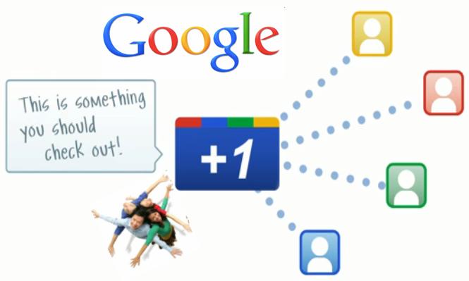 "Google introduce +1. Ovvero: quando una ricerca ""mi piace""."